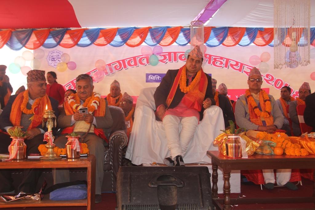 राजनीति र धर्मनीतिको उद्देश्य नै शान्ति स्थापना : सुरेन्द्र पाण्डे